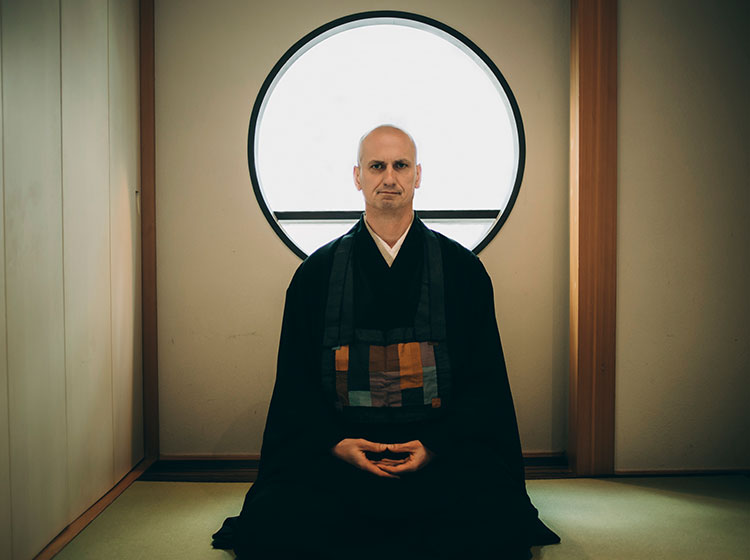 「ドイツ人僧侶から禅を学ぶ」ネルケ無方先生をお迎えして