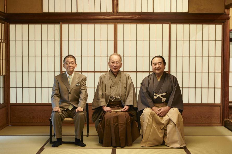 秀太郎さん・鴈治郎さんを招いて和塾初「御園座芝居茶屋」開催