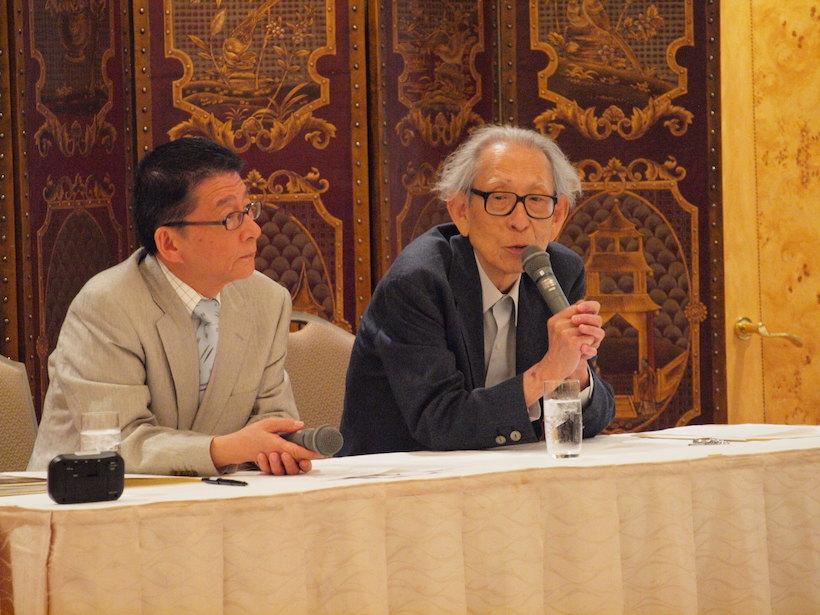 uraku和塾第六回「近松門左衛門」鳥越文蔵先生
