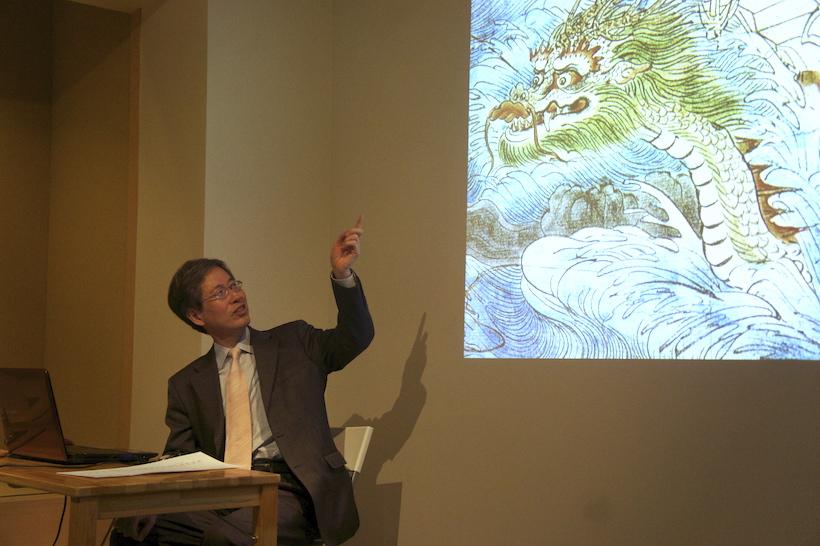 「女性と仏教」講師:西山 厚 先生