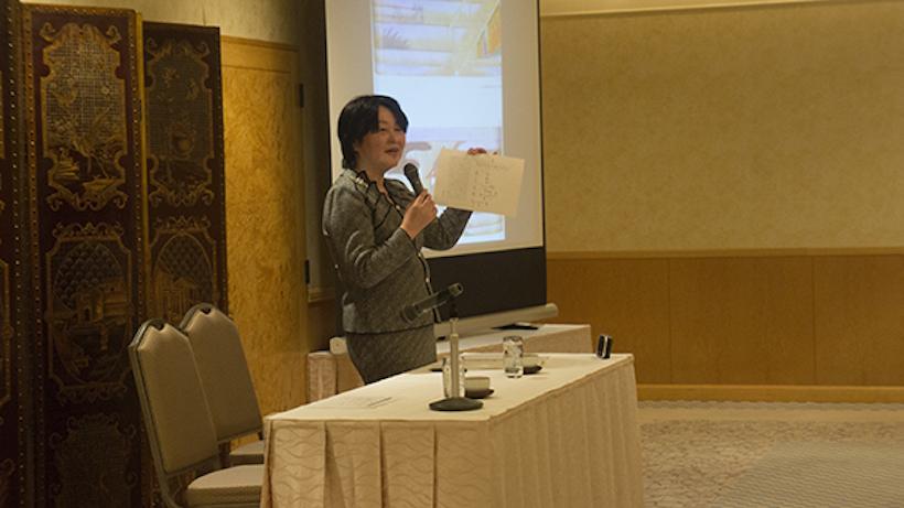 uraku和塾 第Ⅱ期 第三回「紫式部」 ゲスト講師:三田村雅子 先生