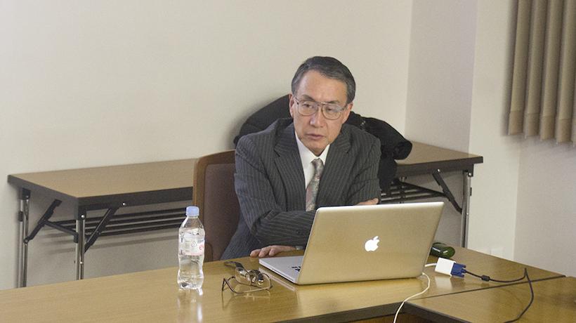 『模様の発生と歴史』講師:長崎巌 先生