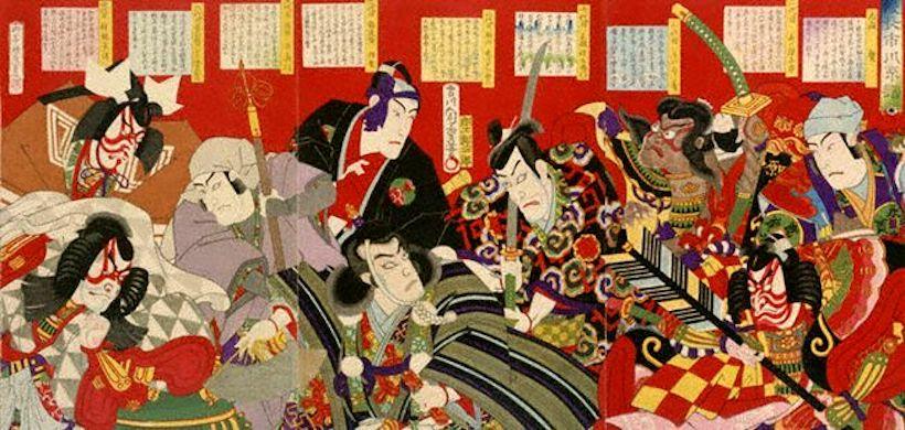 『歌舞伎・勧進帳を読み解く』講師:藤田洋 先生