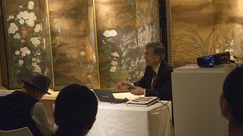 『洛中洛外図』講師:小島道裕先生