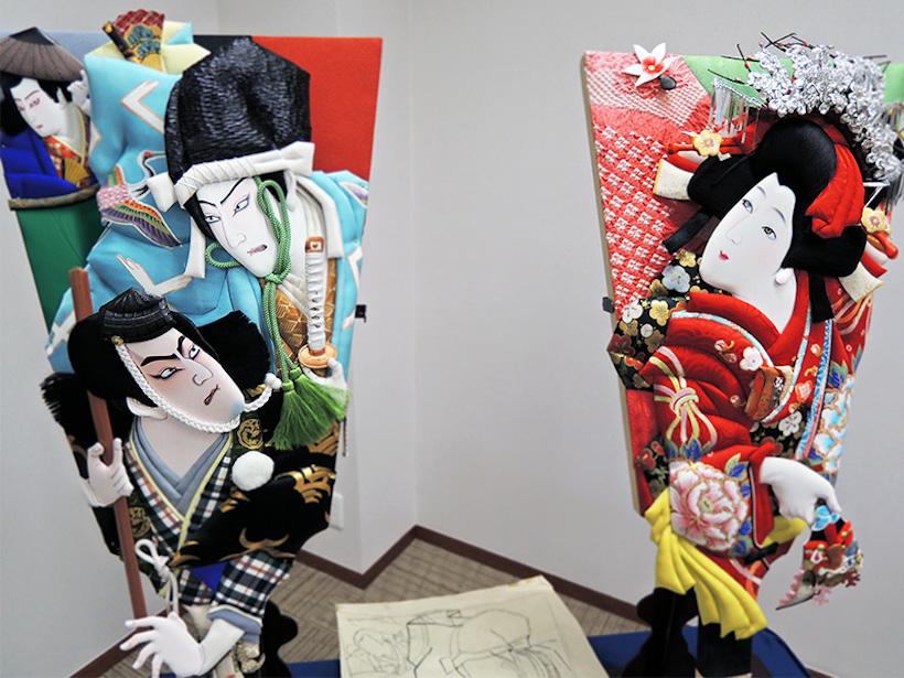 『押絵羽子板』講師:西山和宏先生