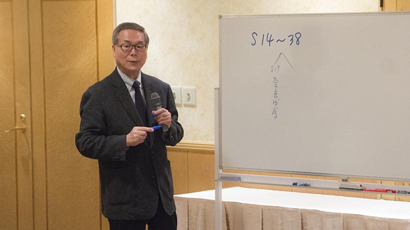 uraku和塾『宮本常一』神崎宣武先生、師匠の視点を語る。