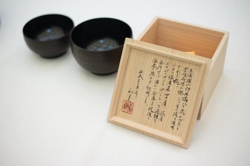 漆の美〜日本の美・漆芸蒔絵の人間国宝・室瀬和美氏を招いて