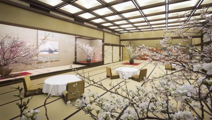 典雅なる観桜会 〜満開の桜と最高峰の美食、艶芸の芳香〜