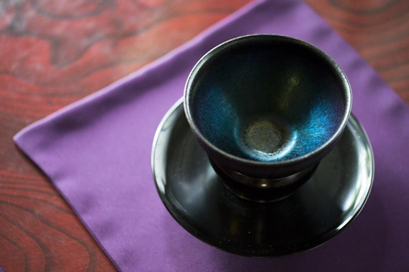 和洋のさかいをまぎらかす〜日仏天目茶碗の茶会