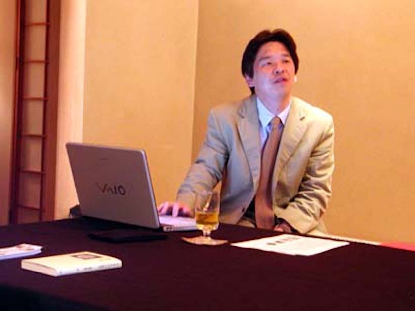 ーやきもの(伊万里)を知ろうー荒川正明先生 第十五回和塾