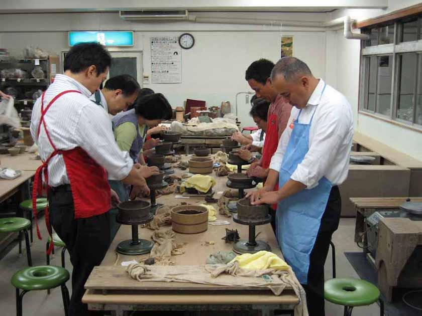 ー作陶 てびねりで器をつくるー福田百合先生 第二十回和塾