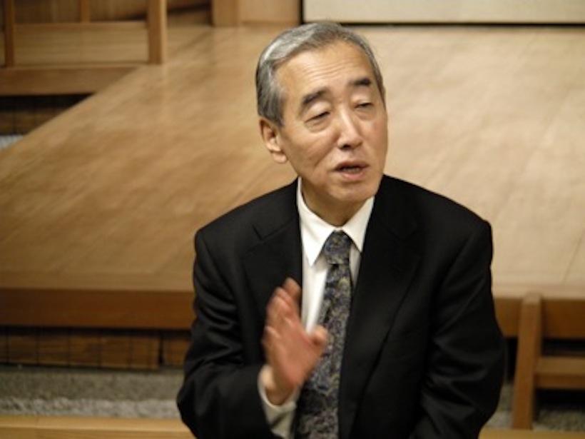 ー歌舞伎の見方ー十か条のご誓文ー渡辺保先生 第九回混合クラス