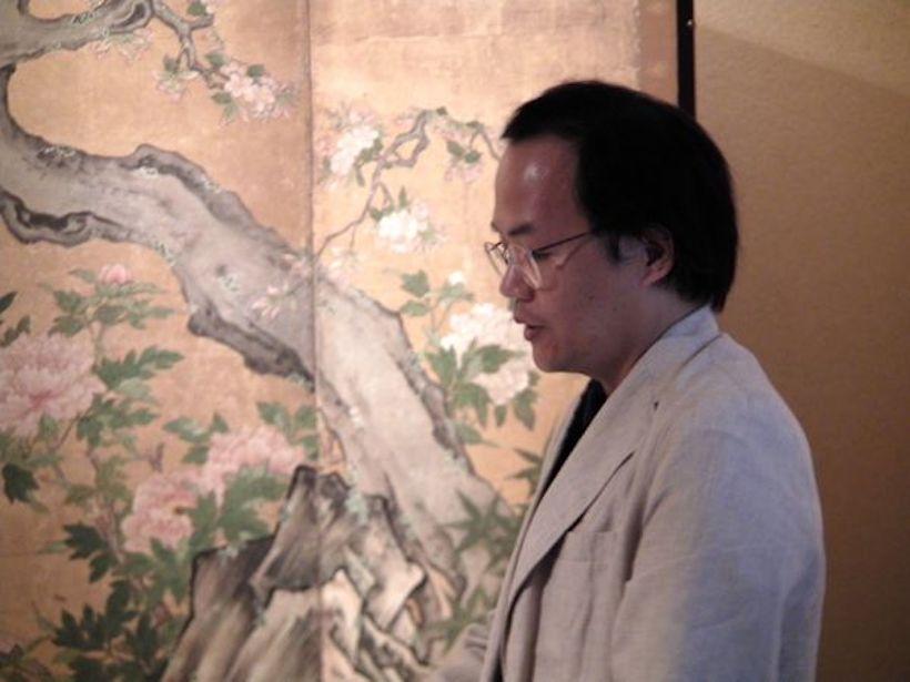 ー冒険する浮世絵ー内藤正人先生 第七十七回お稽古