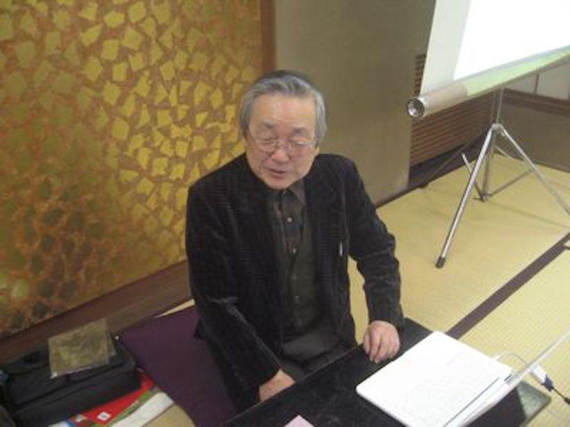 折り紙—子供の遊戯、大人の遊戯—岡村昌夫先生 第十八回くのや和塾