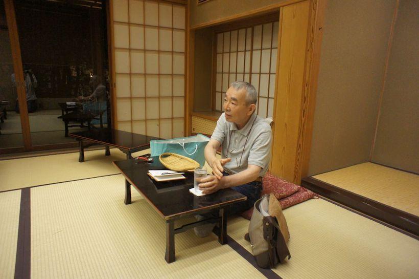 第二十四回混合クラス:日本の手仕事 塩野米松先生