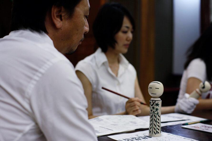 くのや和塾 第二十四回:こけし−日本の微笑み−