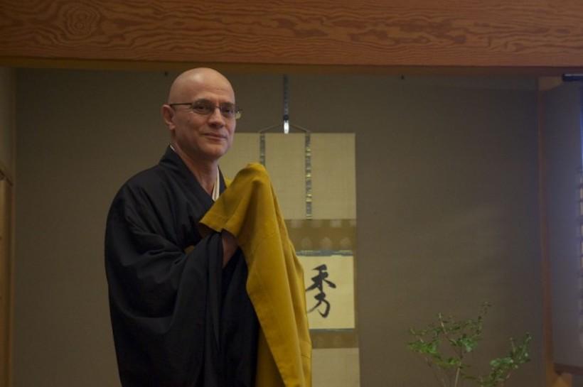 仏教って何だろう〜異国人僧侶の思索