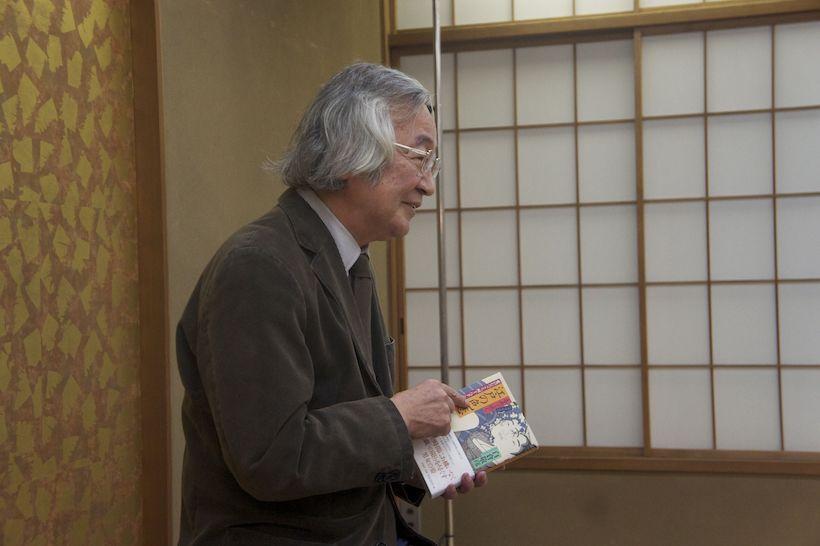 第二十七回「は組」お稽古「江戸の色恋」白倉敬彦