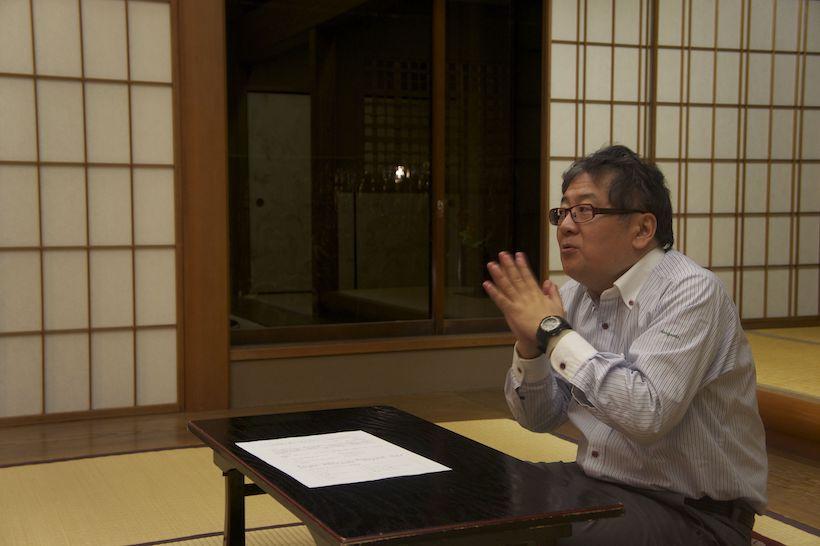 第三十二回「は組」お稽古「万葉集」上野誠先生