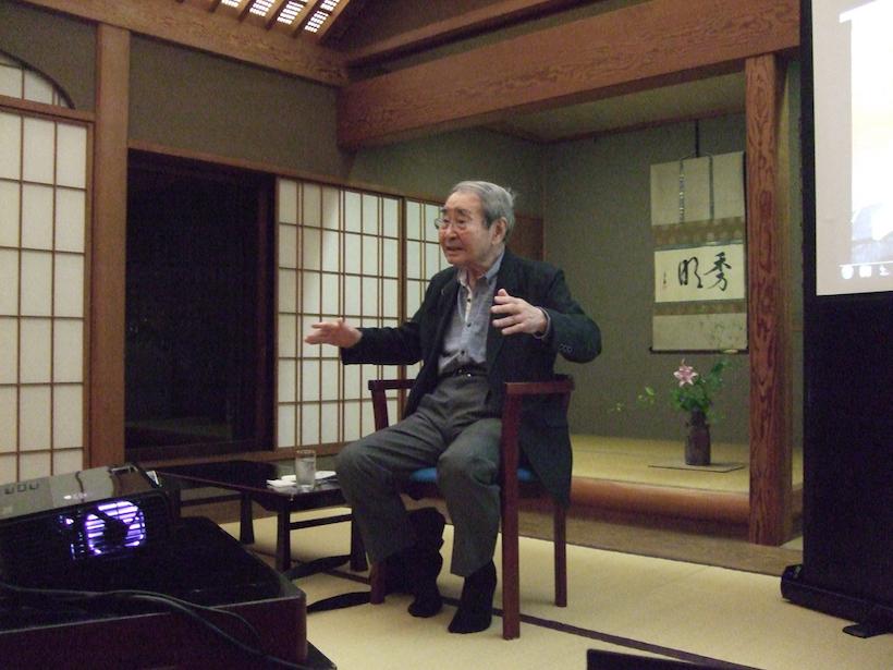 第九十六回 い組お稽古「祭りのパワー」三隅治雄先生