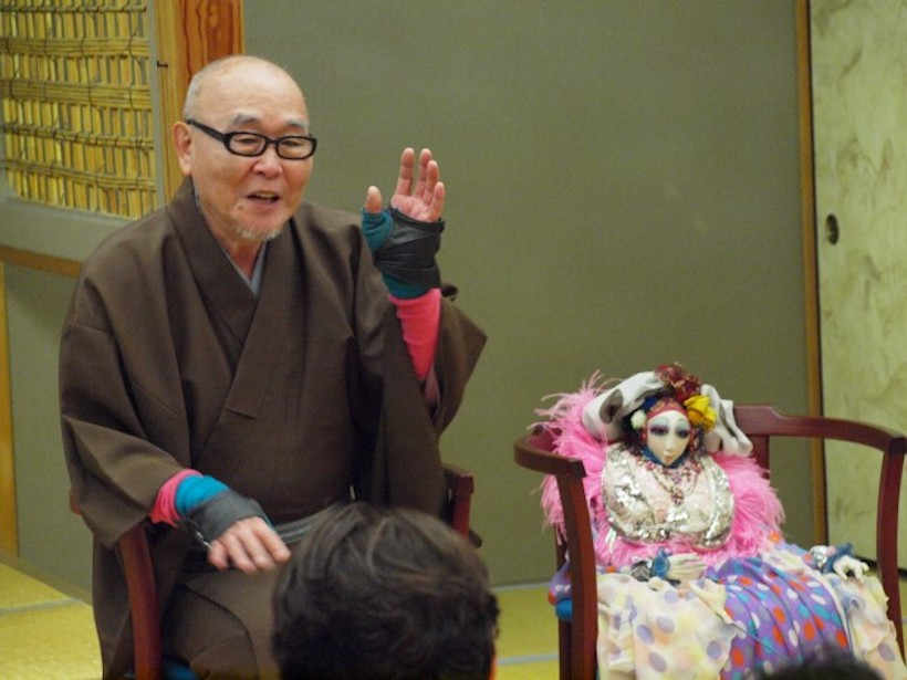 第三十五回「ろ組」お稽古「平清盛ー平家物語」辻村寿三郎先生