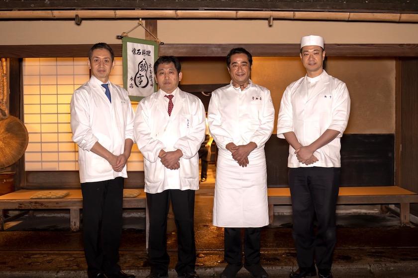 つなぐ京料理〜連餐の宴〜開催しました