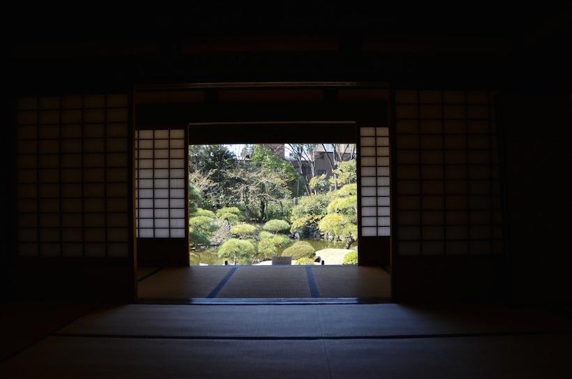浅草寺本坊「伝法院」での春の茶会を開催しました