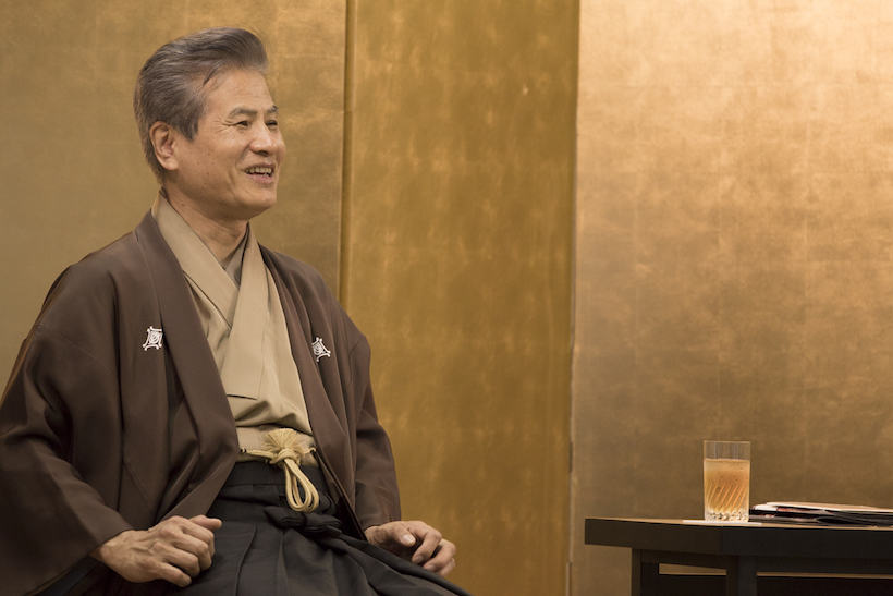 吉田玉男襲名披露・五月文楽鑑賞と赤坂口悦の宴