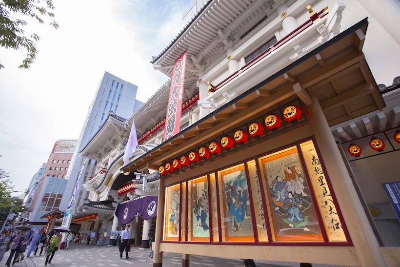 【和塾の芝居茶屋】東京吉兆本店の美食と七月大歌舞伎鑑賞