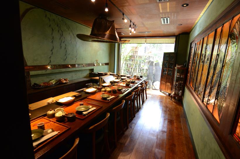 山本益博さんと巡る「江戸東京職人仕事の美食巡礼」第四回【天麩羅】みかわ是山居