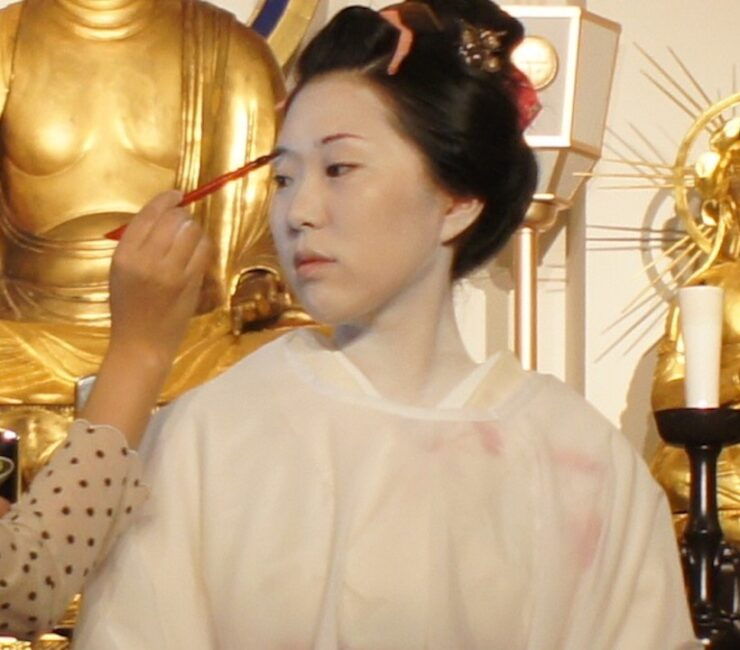 第百七十四回本科お稽古 化粧の日本史