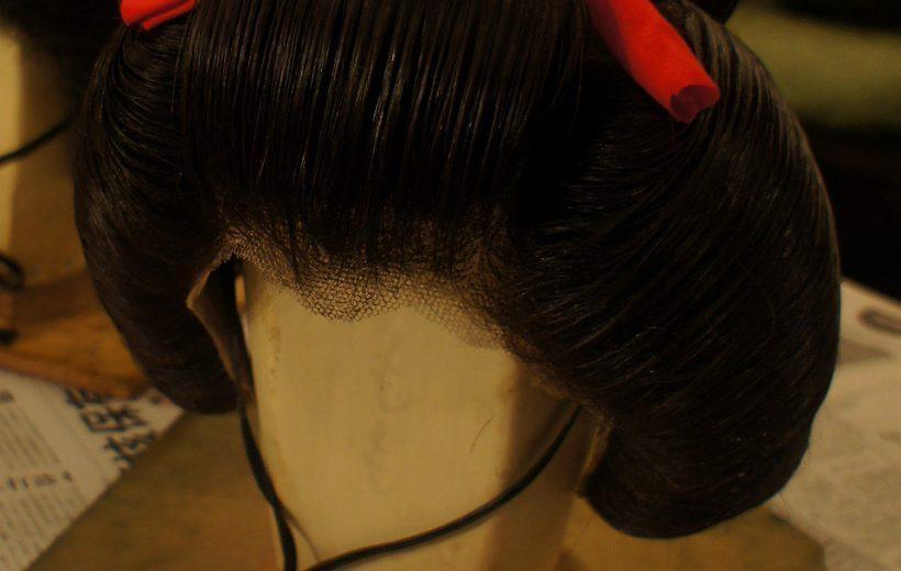 第百七十六回本科お稽古 日本髪大全