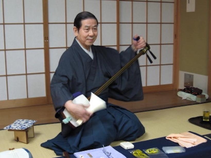ー清元〜語るように唄うー清元志佐雄太夫先生 第二十七回和塾