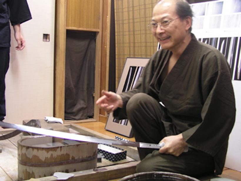 ー刀剣研磨〜刃文の美ー藤代興里先生 第二十八回和塾