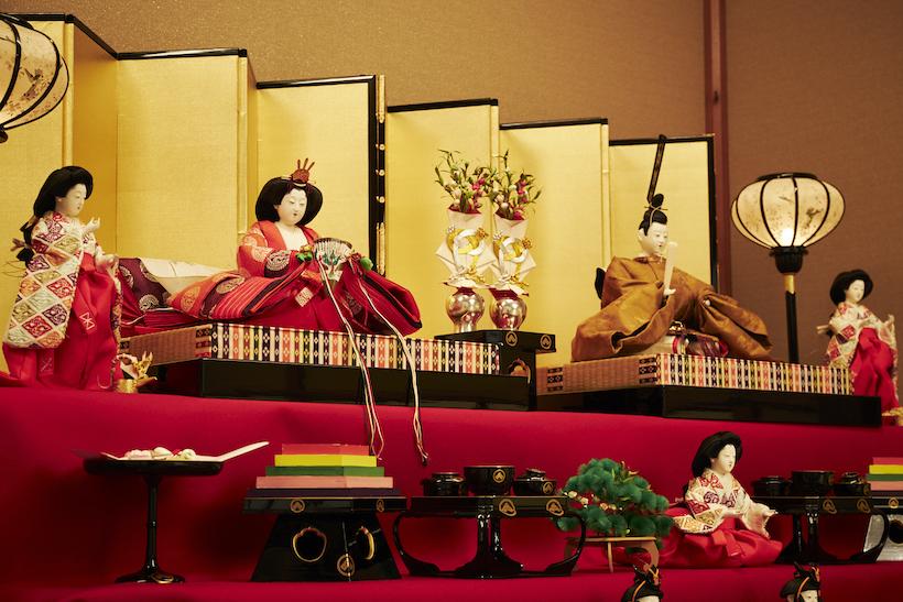 [シリーズ企画] 正統なる日本の節句を楽しむ〜第1回 上巳・雛祭り