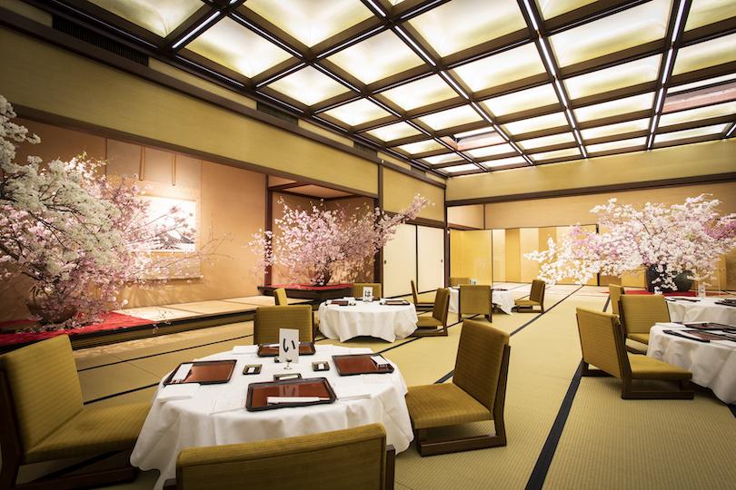 限られた人しか知らない日本で一番贅沢なお花見「新喜桜楽」開催しました